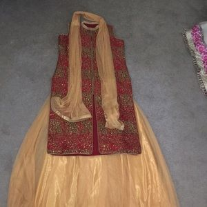 Other - 3 Piece Indian Suit